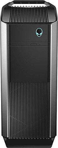 Price comparison product image Alienware Aurora R6 Desktop (AWAUR6-7678SLV) Intel Core i7 16GB RAM - NVIDIA GeForce GTX 1070 - 1TB Hard Drive
