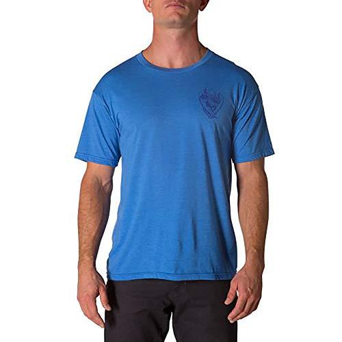 5.11 Camisa de manga corta Eagle Strike Tactical para hombre, Poli-algodón, Estilo 41191KNW