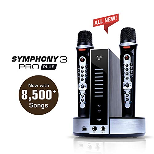 - GRAND VIDEOKE SYMPHONY 3 PRO PLUS (TKR-373MP+)