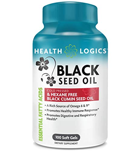 Cheap Health Logics Black Cumin Seed Oil Softgels, 100 Count