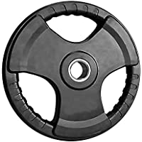 Prosportsae Rubber Olympic Plates weights (1 Pc)