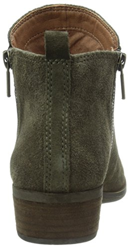Portafortuna Donna Basel Boot Oliva Italiana