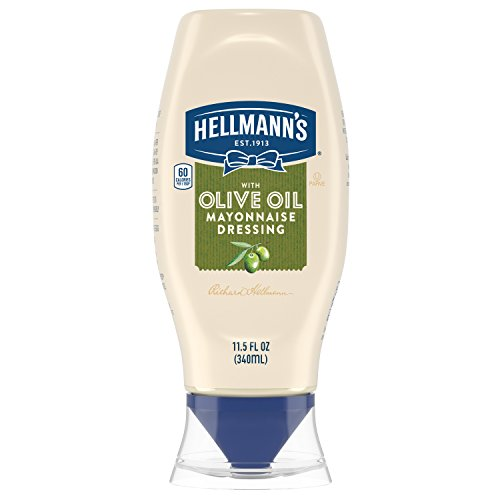 e Dressing, with Olive Oil Squeeze, 11.5 oz ()