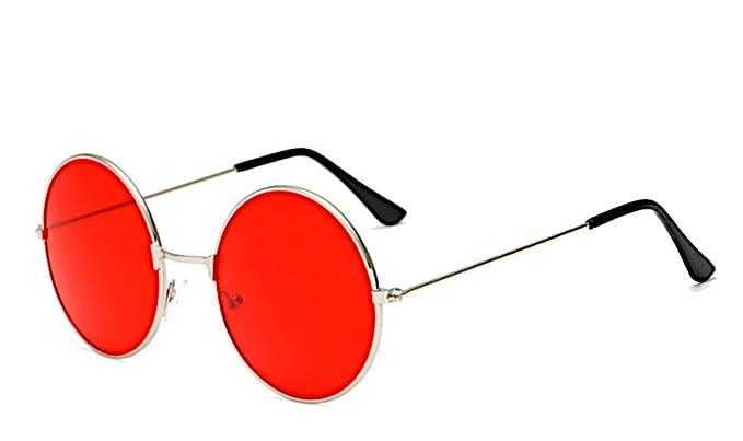 Lennon Da Oscurati Hippie John Unisex Rotondi Occhiali Sole oexBdC