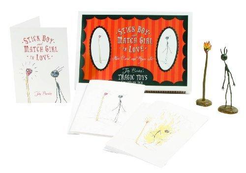 Tim Burton's Tragic Toys For Girls And Boys,
