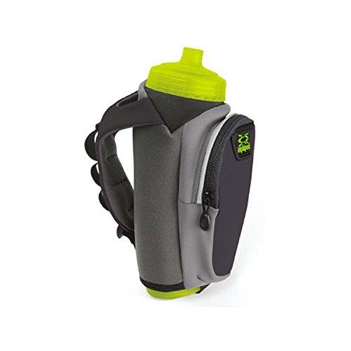 Amphipod Unisex Hydraform Handheld Ergo-Lite Ultra 20oz Charcoal