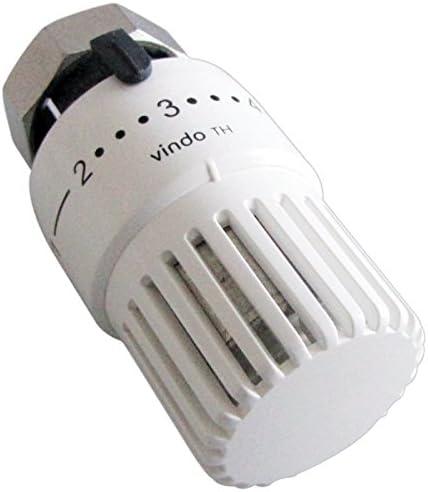 Oventrop - Thermostatic head vindo th white m30 1,5 - : 1013066