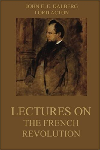 Book Lectures On The French Revolution