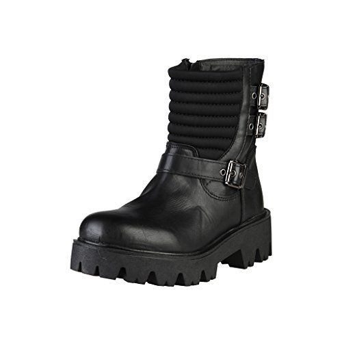 Ana Lublin Womens/Ladies Helen Ankle Boots Black 28nCa