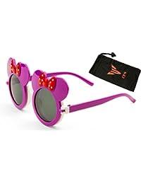 Kids Boys Girls Teen Children Youth Sunglasses Eye...