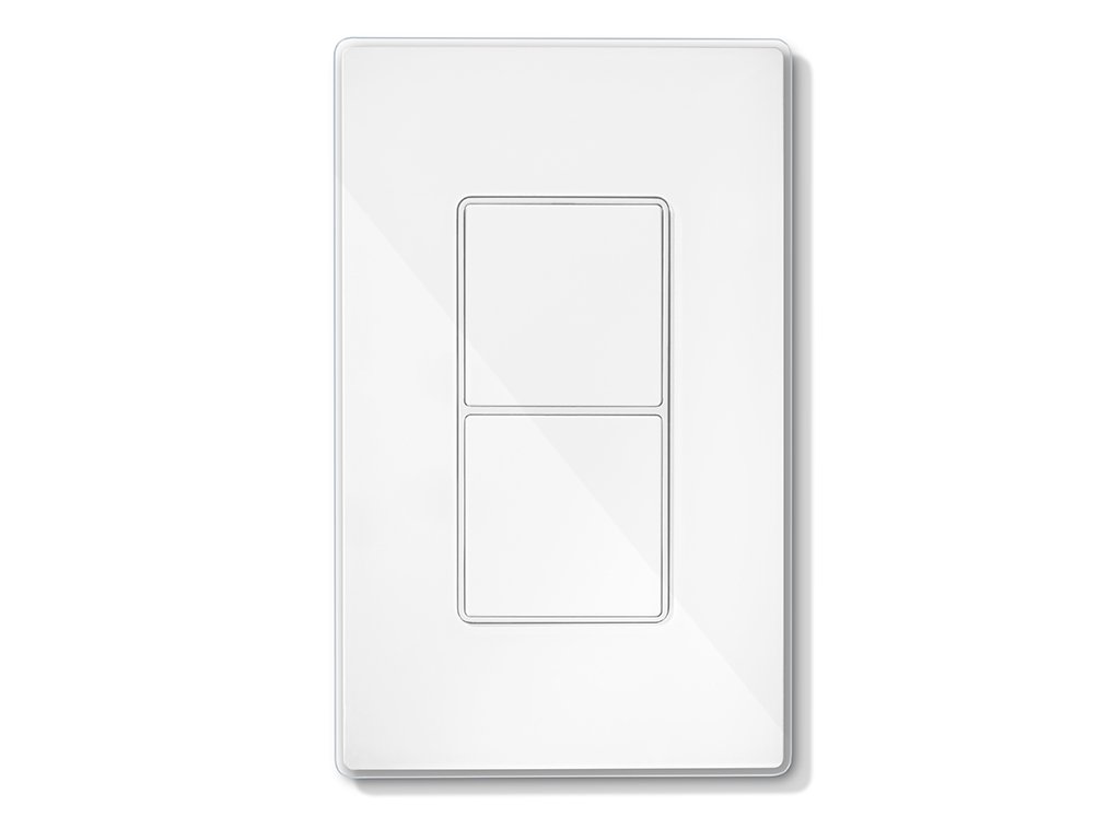 Quirky Ptapt Wh02 Ge Tapt Smart Wall Switch Zigbee 3 Way Light