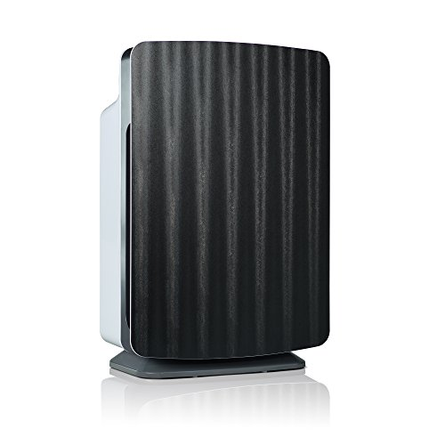 Alen BreatheSmart Classic Customizable Air Purifier with & HEPA Filter for Everyday Allergens and Dust, 1100 Sq. Ft., in Safari Black by Alen