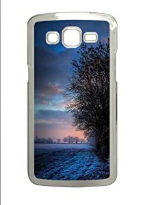 Frosty Sunset Custom Samsung Grand 7106/2 Case Cover Polycarbonate Transparent by runtopwell