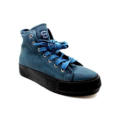 XTI, Stivali uomo Blu navy