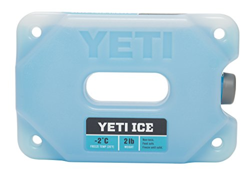 - YETI ICE 2 lb. Refreezable Reusable Cooler Ice Pack