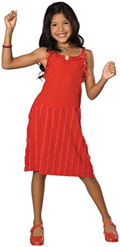 High School Musical Gabriella Costume - (Kids Costumes High School Musical Gabriella)