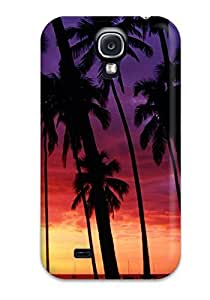 aqiloe diy Case Cover Sunset Spectacular Galaxy S4 Protective Case