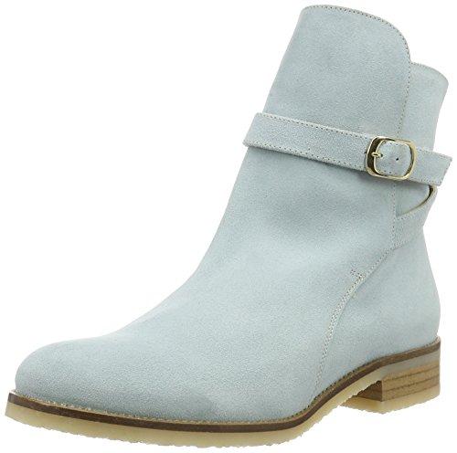 Shoe the Bear Women's Asta Ankle Boots, Blue Blue (Blue)
