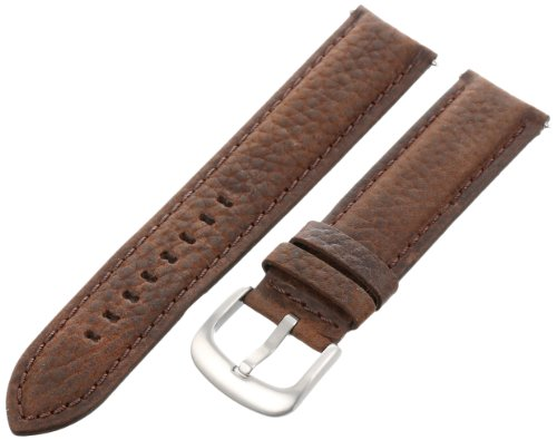 Voguestrap TX87092BN Allstrap 20 mm Brown Leather Watch Band