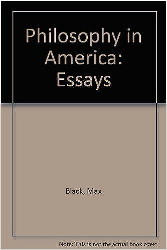 being black in america essay