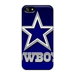SSizemore Premium Protective Hard Case For Iphone 5/5s- Nice Design - Dallas Cowboys