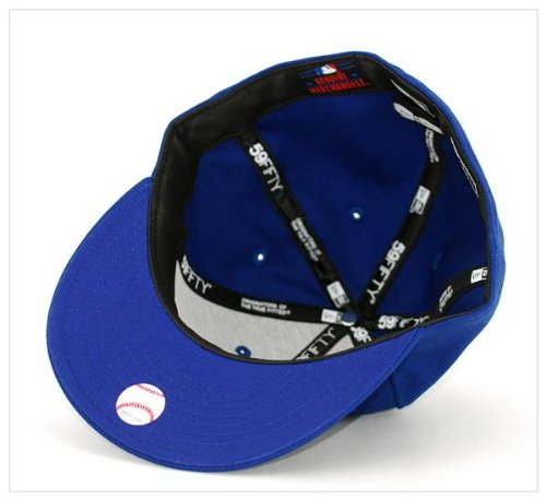 New Era Cap MLB BASIC New York Yankees black white NY Yankees - Royal/White gIQpP