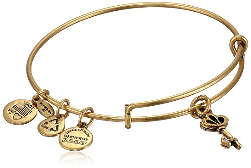 Alex Ani Skeleton Gold Tone Bracelet