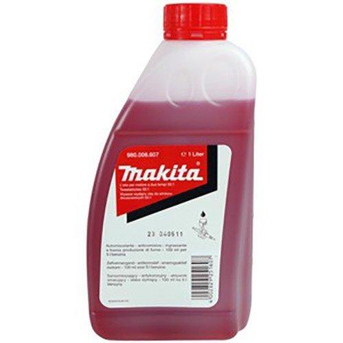 Makita 980008607 2-Stroke Engine Oil 1Ltr, Multi-Colour