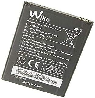 Bater/ía 3913 compatible con Wiko Robby//Kenny//Jerry 2//Lenny 4//Lenny 4 Plus//Harry con herramientas Swark