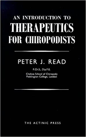Introduction to Therapeutics for Chiropodists