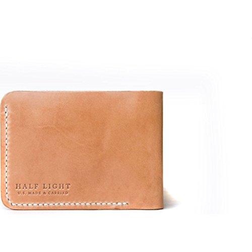 Wallet Billetera Honey Half Miel Bindery Light Medio Billetera Luz Encuadernación Billfold 88Rg6xnA