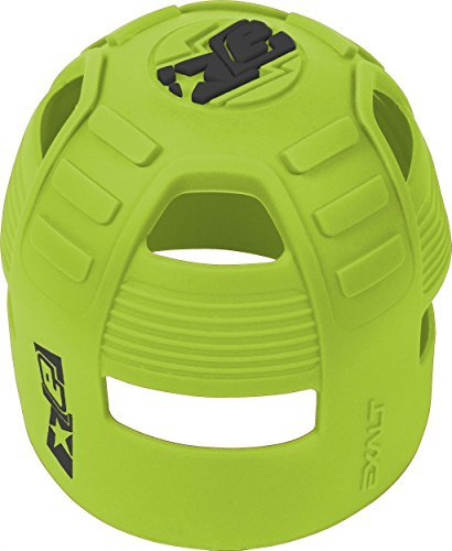 Planet Eclipse HPA Tank Grip Cover By Exalt - All Size Tanks - Lime - Black