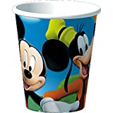 Mickey's Clubhouse Paper Cups