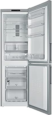 Hotpoint XH8 T2I X Independiente 348L A++ Gris, Acero inoxidable ...
