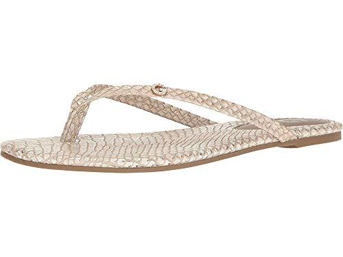 Sandals Metallic Guess (G by GUESS Women's Bayla2 Sand Shoe)