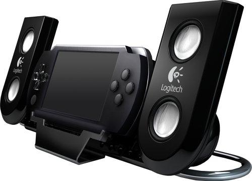 PSP PlayGear Amp by Logitech