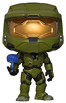 Funko POP! GAMES: Halo - Master ChiefF w/ Cortana 30099 Accessory Toys & Games