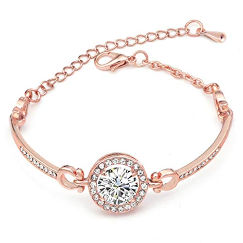 Austrian Crystal Zircon Bracel...