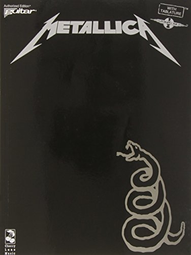 (Metallica: Black, Guitar Tab )