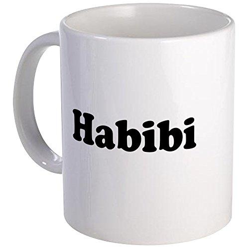 CafePress - Habibi Mug - Unique Coffee Mug, Coffee Cup