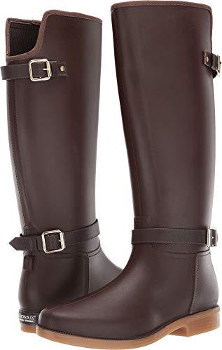 Aerosoles Martha Stewart Fairfield Rain Boot Brown 7 M
