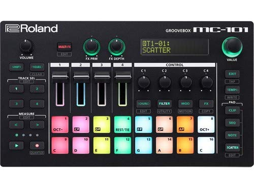 Roland Synthesizer (MC-101)