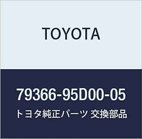 TOYOTA 79366-95D00-05 Seat Leg Cover