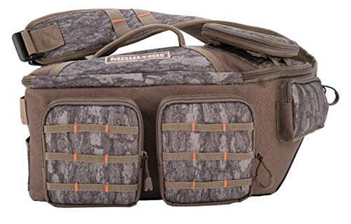 Moultrie MCA-13314 Camera Field Bag | Holds up to 6 Cameras | 24 SD Card Case | 3 External Pockets, One Size