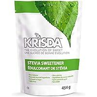 Krisda Stevia Spoonable Natural Sweetener, 454 grams