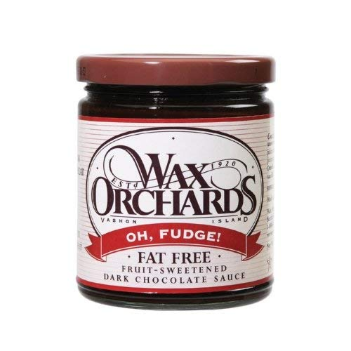 (Wax Orchards Oh Fudge! Fruit Sweetened Dark Chocolate Sauce, 11oz (3-pack))