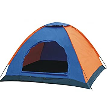 Outdoor double single-layer circular door tent c&ing tent tents wind break and four people  sc 1 st  Amazon UK & Outdoor double single-layer circular door tent camping tent tents ...