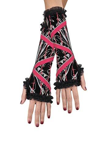 (Zipper Glovettes)