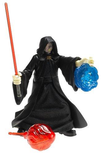 (Hasbro Star Wars Force Battlers Emperor V2)