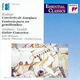 Rodrigo: Concierto de Aranjuez / Giuliani / Vivaldi: Guitar Concertos